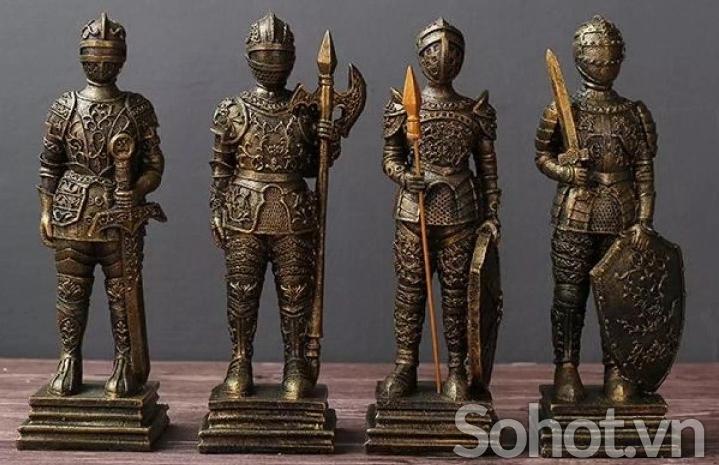 Bộ Tượng Chiến BInh La Mã