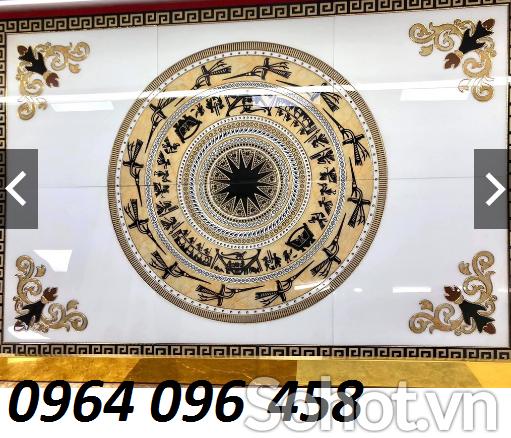 gạch thảm lát nền trang trí phòng khách  - GBVC3