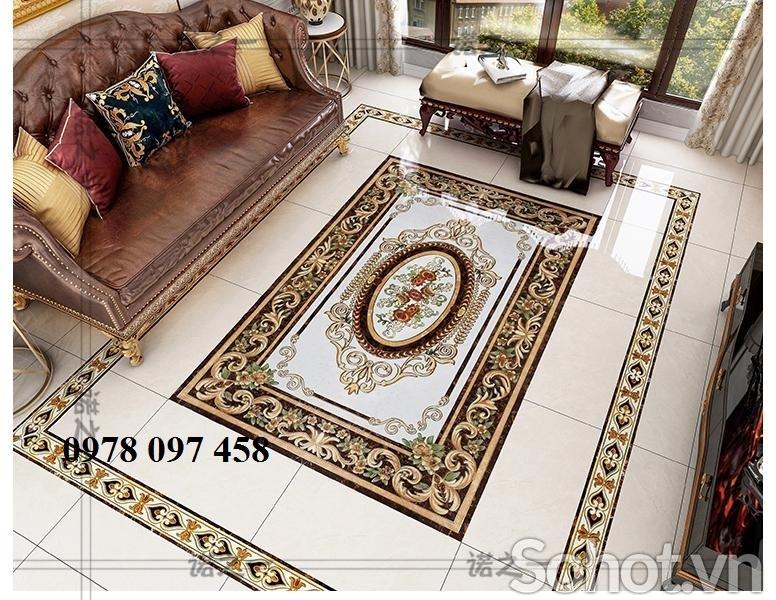 Thảm gạch - gạch lát sàn
