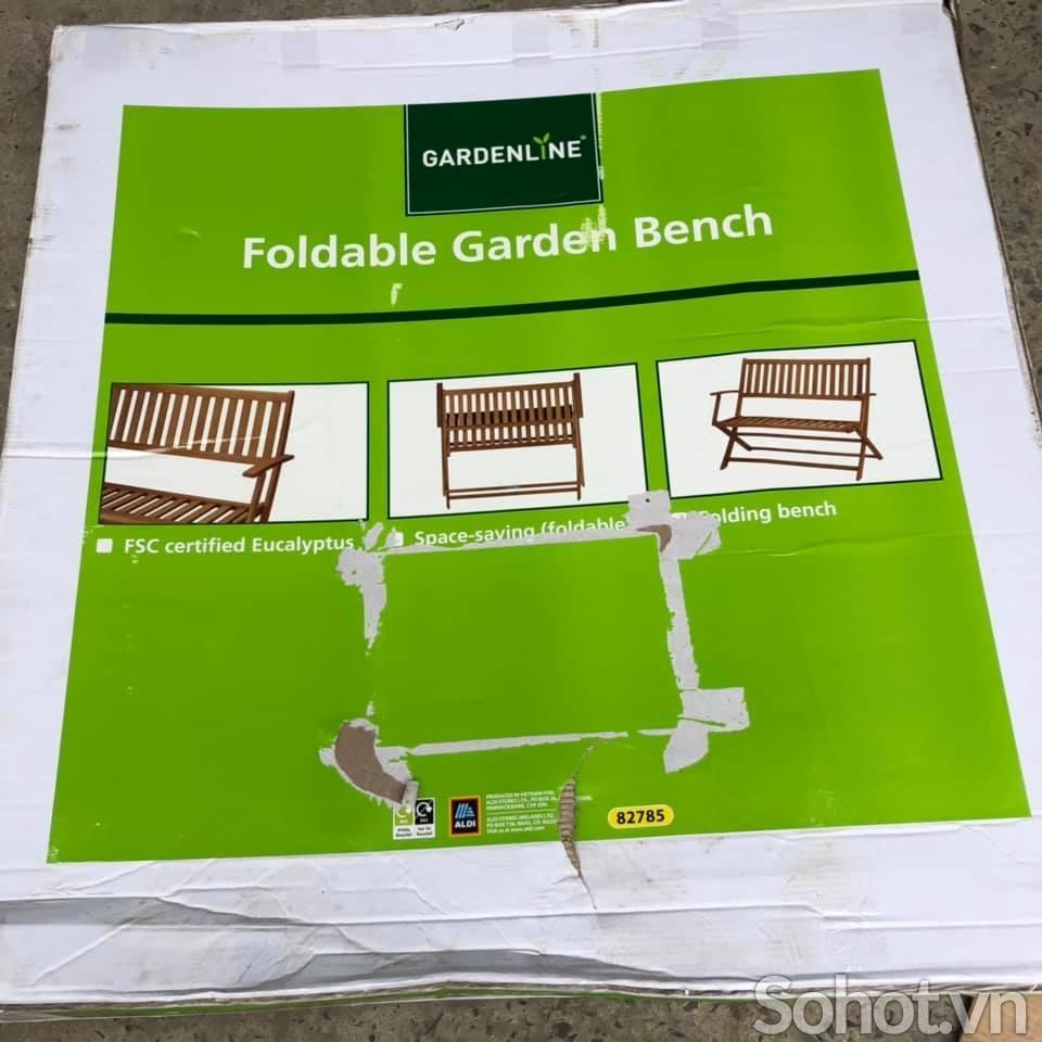 Ghế băng sân vườn 1m4