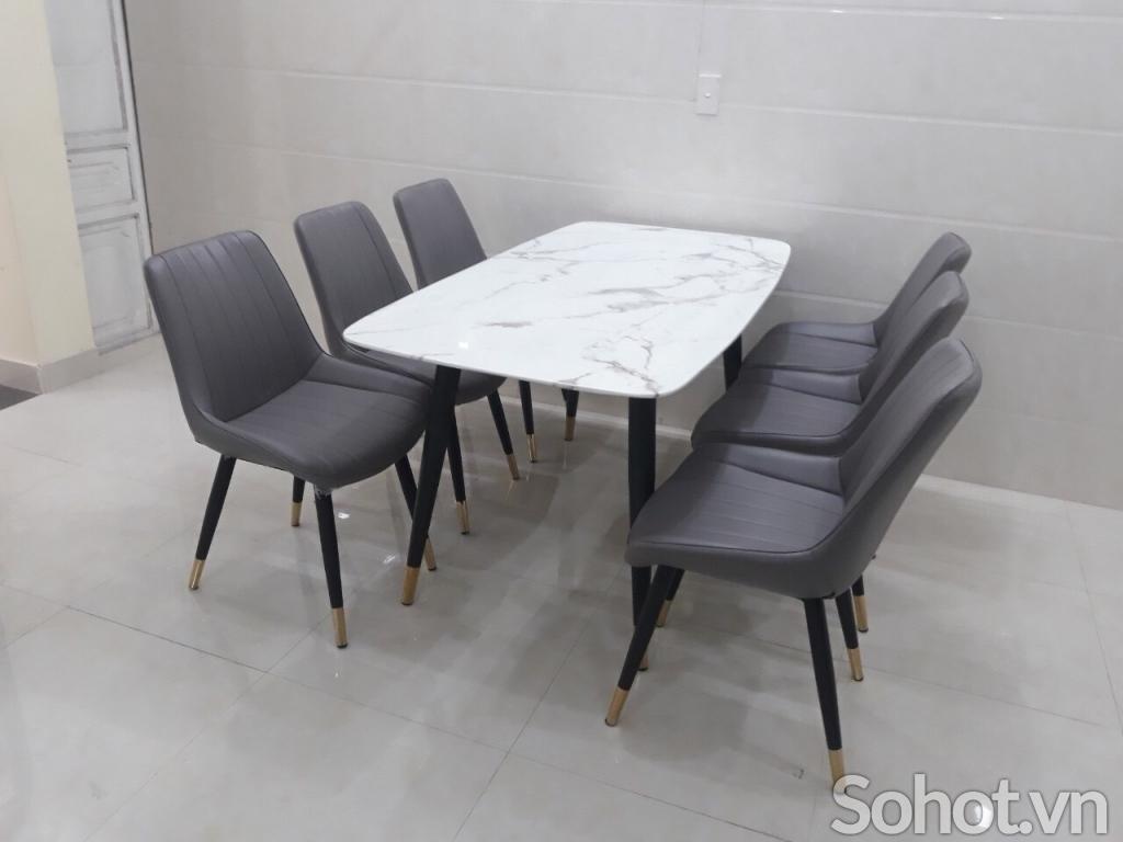 Bộ bàn ăn Loft 1m6