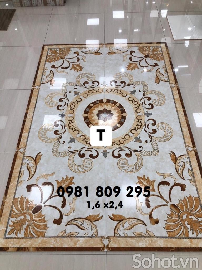 Gạch thảm lát nền , gạch thảm cao cấp ánh vàng