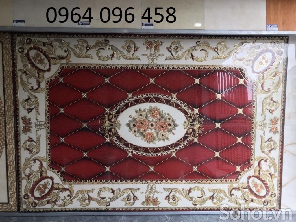 gạch thảm lát nền 3d tranh thảm