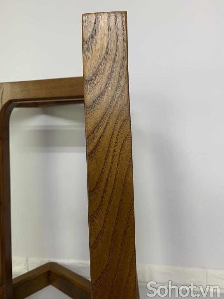 Chân bàn Concorde gỗ sồi