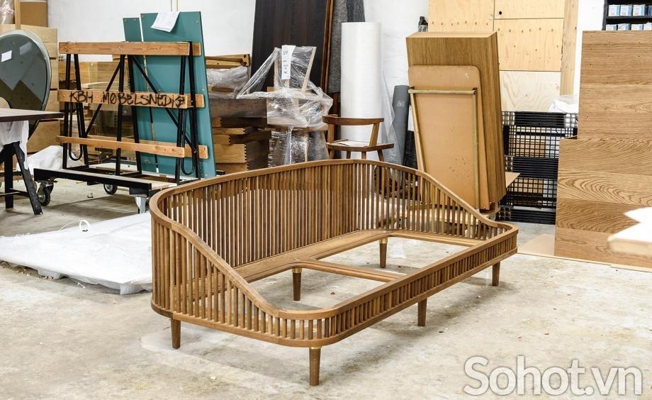 Sofa KBH 1m6
