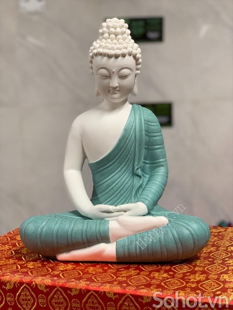 Tượng Phật gốm