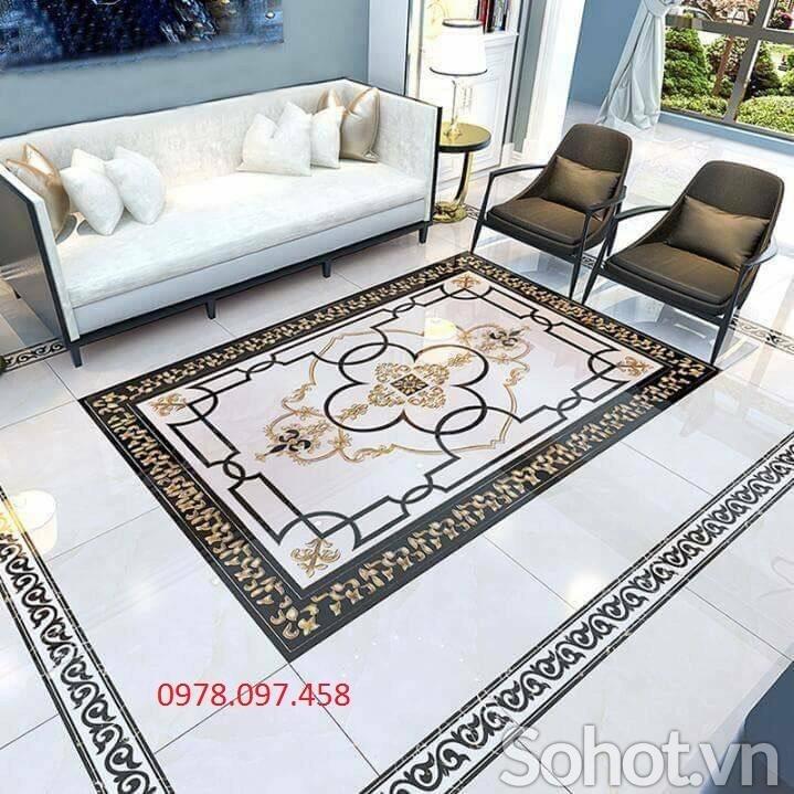 Thảm gạch - gạch thảm 3D