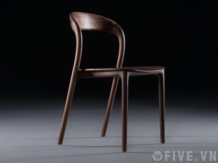 Ghế Neva gỗ sồi không tay