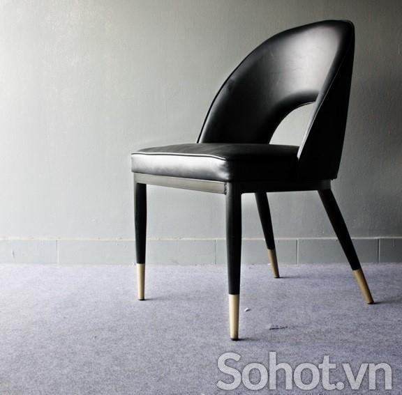 Ghế Collins chân kim loại
