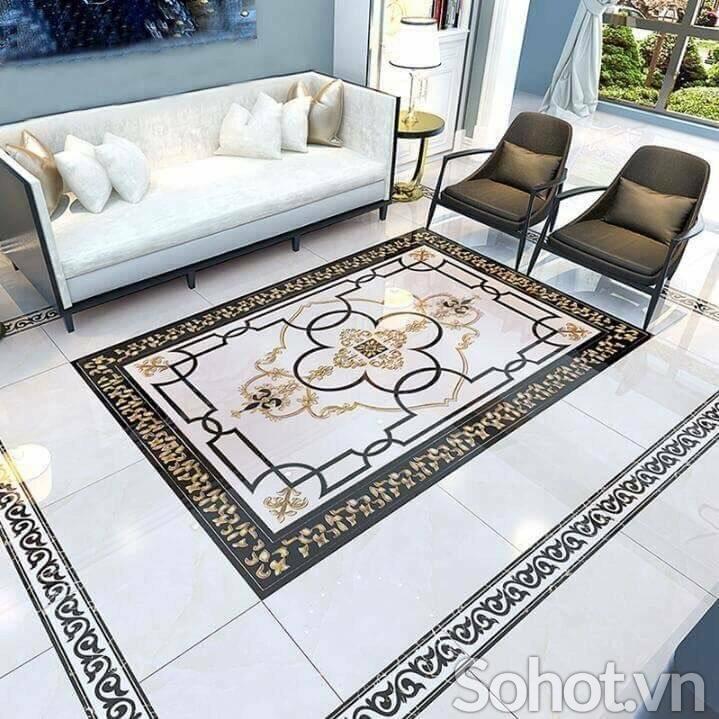 Gạch lát  sàn- gạch thảm đẹp