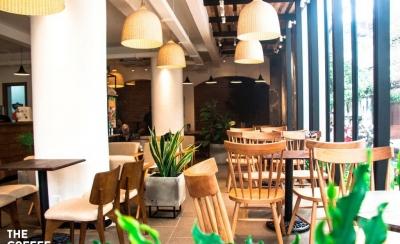Ghế Pinnstol Cafe
