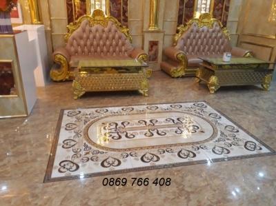 Gạch thảm-Gạch sàn phòng khách