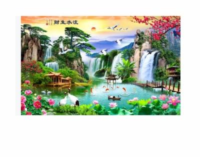 Tranh gạch - tranh phong cảnh