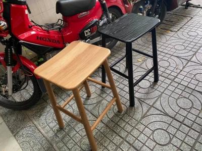 Ghế bar Root gỗ sồi