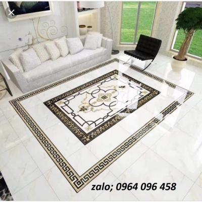 Mẫu gạch thảm lát nền trang trí phòng khách - sảnh - KBV32