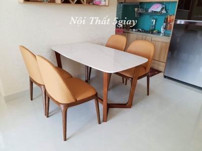Bộ bàn ăn gia đình Concorde