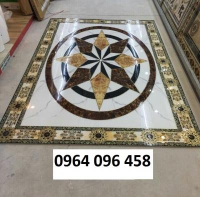 Gạch thảm lát tiền sảnh - 54SP