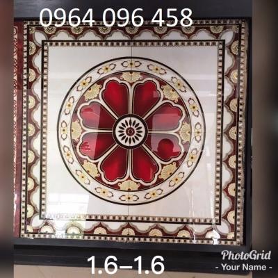 gạch thảm trang trí phòng khách - 77Y