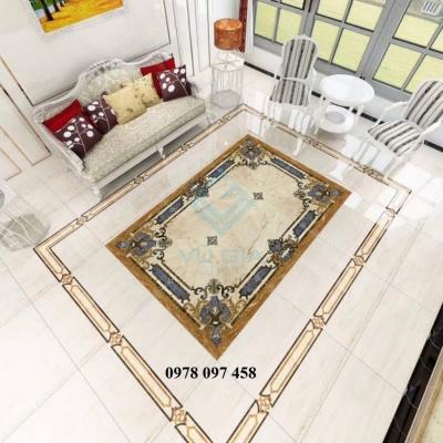 Thảm gạch lát sàn