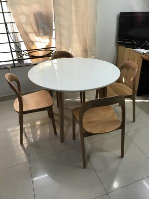 Chân bàn Mad cho bàn ăn tròn