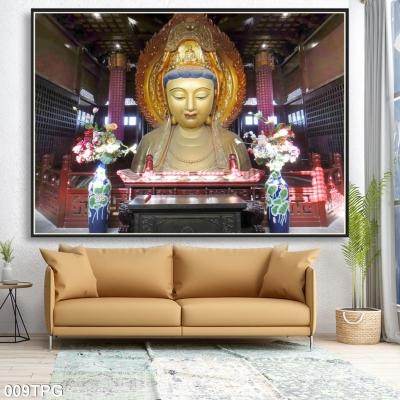 Tranh gạch phật giáo 2021- Tranh Phật