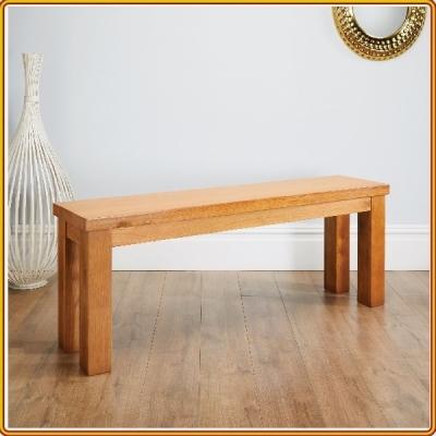 Ghế băng gỗ sồi xuất khẩu Châu Âu