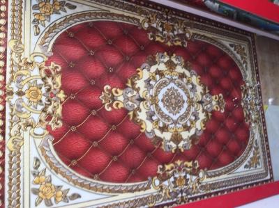 thảm gạch 3d chiếu nghỉ cầu thang