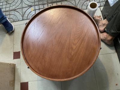 Bàn trà Humla sồi lớn D70