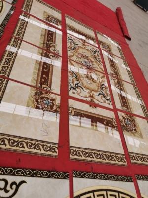Gạch thảm 3D trang trí phòng