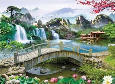 Tranh phong cảnh non nước