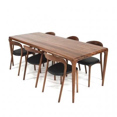 Bộ bàn ăn Latus và ghế Neva