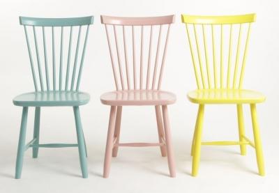 Ghế Pinnstol ash nhiều màu