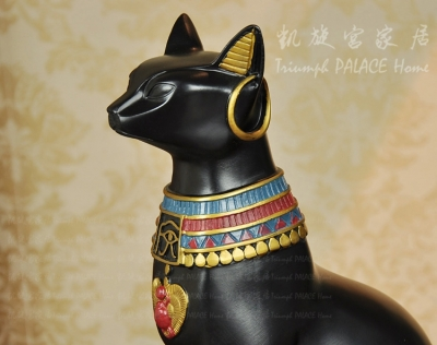 Tượng mèo Ai cập