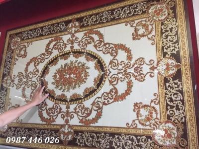 Thảm gạch, gạch trang trí,  gạch thảm