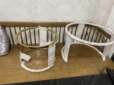 Chân bàn sofa inox mạ PVD