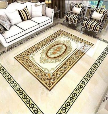 Thảm 3D gạch men lát sàn