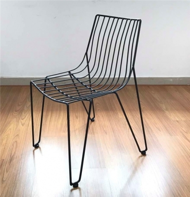 Ghế sắt mỹ thuật