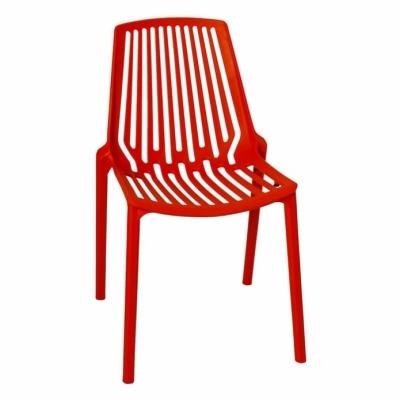 Ghế nhựa đúc 7 màu
