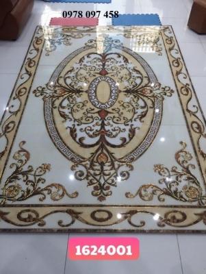 Thảm 3D - thảm gạch men