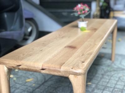 Ghế băng Latus gỗ sồi siêu đẹp