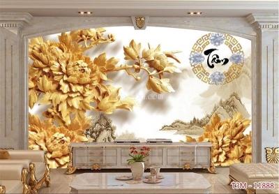 Những bức tranh Hoa mẫu đơn SIÊU ĐẸP, siêu bán chạy